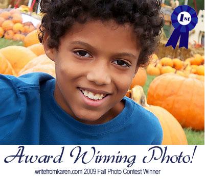2009 Fall Winner!