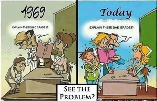School-cartoon